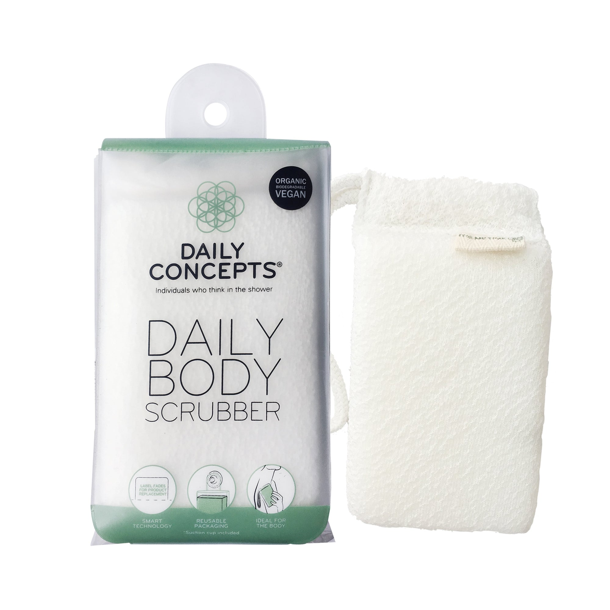 Daily Concepts - Daily Body Scrubber