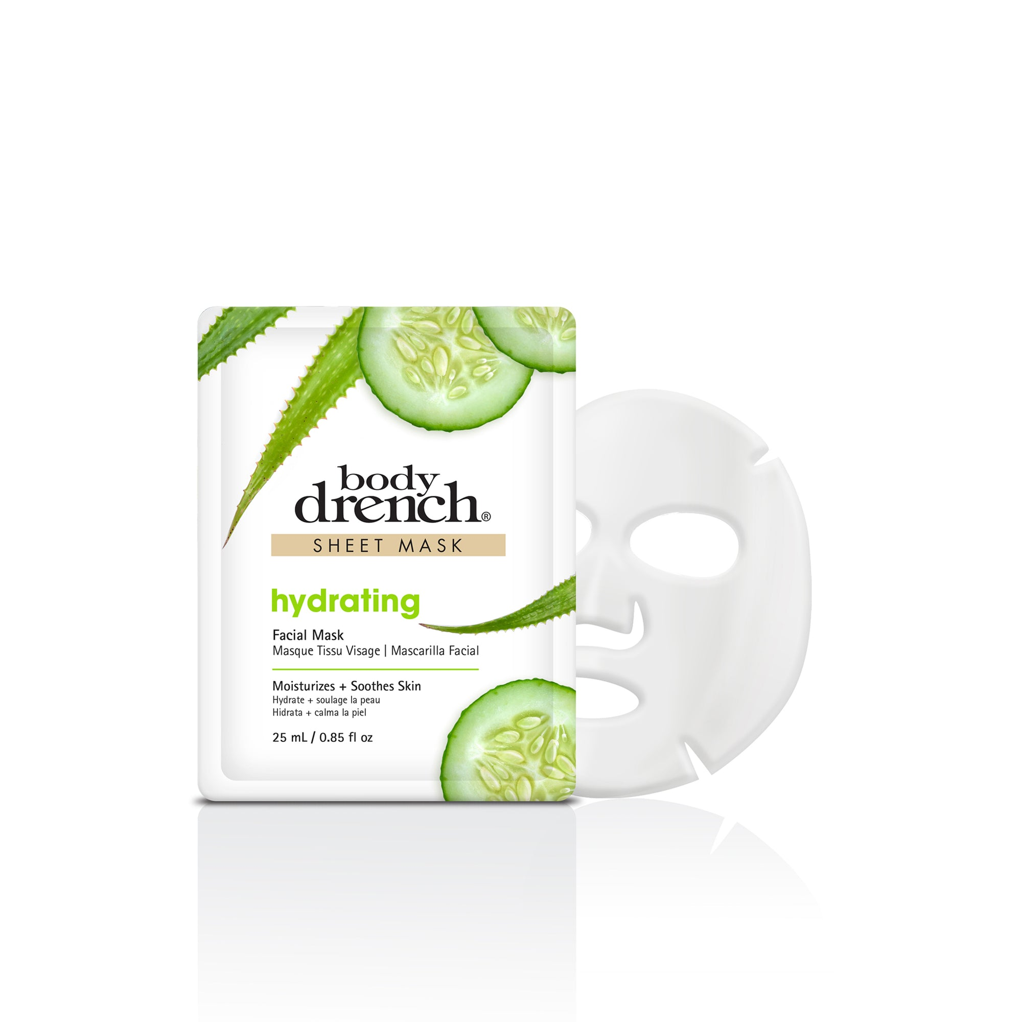 Body Drench - Hydrating Tuchmaske