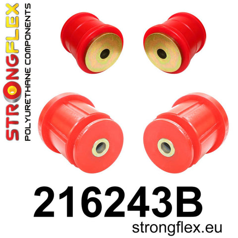 REAR SUBFRAME BUSH KIT ROAD