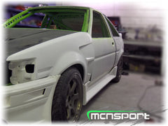 +30mm FRONT FENDERS LEVIN