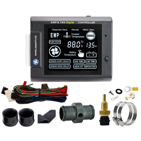 DAVIES CRAIG LCD CONTROLLER FOR EWP & DIGITAL FAN