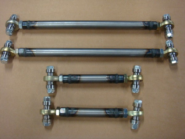 AE86 ADJUSTABLE 4 LINK KIT PRO - Group-D