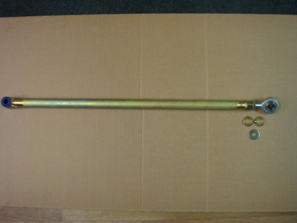AE86 ADJUSTABLE PANHARD ROD (HALF RUBBER BUSHED)