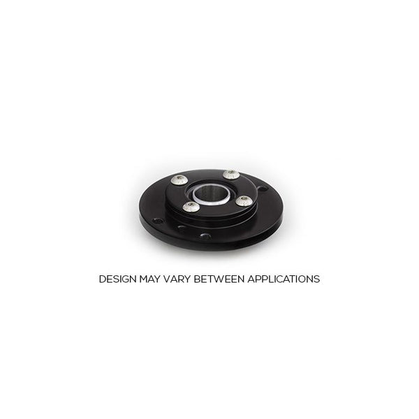 BC Racing Black Top Mount Bearing housing BR