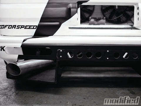 AE86 Rear Diffuser - Group-D