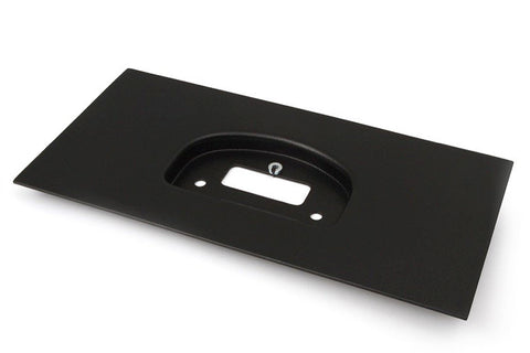 IQ3 Dash Moulded Panel Mount Textured Black - Group-D