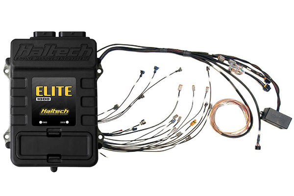 Elite 1000 + Mitsubishi 4G63 1G CAS Terminated Harness Kit - Group-D