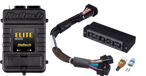 Elite 1000 Plug 'n' Play Adaptor Harness ECU Kit - Mitsubishi EVO 1-3 - Group-D
