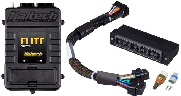 Elite 2000 + Mazda RX7 FD3S-S6 Plug 'n' Play Adaptor Harness Kit - Group-D