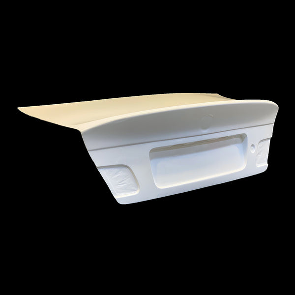 E46 2 Door M3 CSL Style Boot Lid / Trunk Lid (Outer Skin Only)