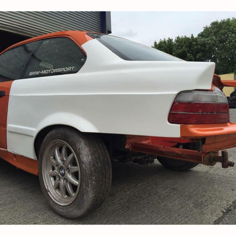E36 Rear Overfenders - Group-D