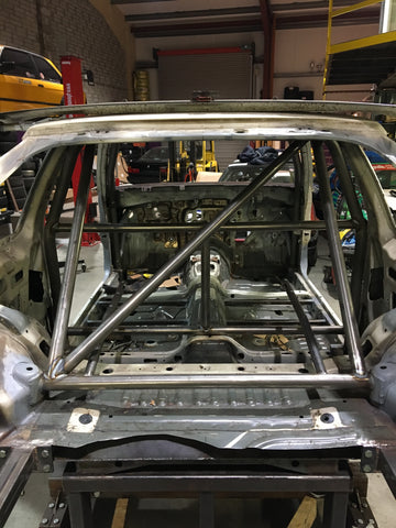 Weld in Rear Strut Bar