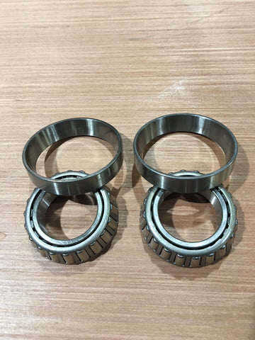 Diff Carrier Bearings - Group-D