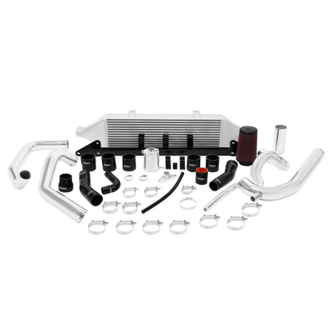 Front-Mount Intercooler Kit, fits Subaru WRX/STI 2001–2007