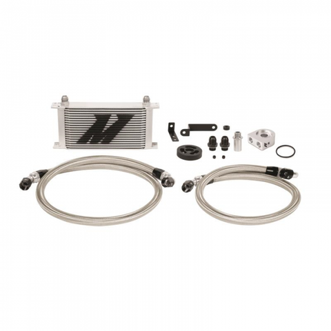 OIL COOLER KIT, FITS SUBARU WRX 2008–2014