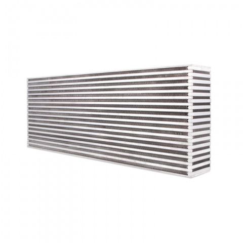 Universal Air-to-Air Race Intercooler Core 609.6mm x 165.6mm x 88.9mm