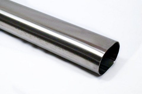 2.5 Inch Oval Motorsport Tube - Group-D