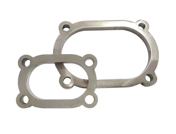 2.5 Inch Oval Flange - Group-D