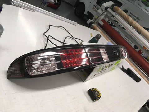 S14A Stickers for Kouki Tail Light Blanks - Group-D