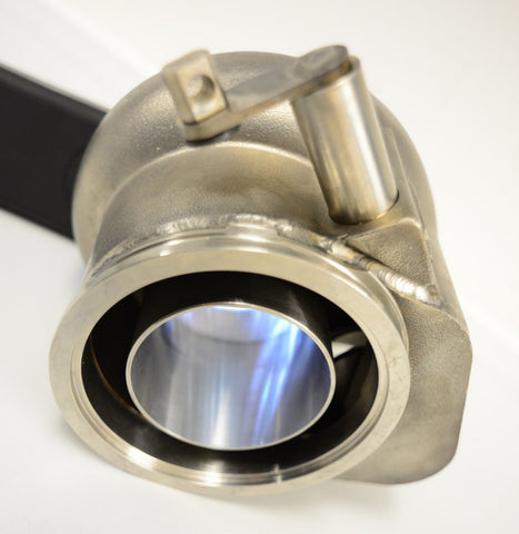 GT30/0.63 V-Band Internal Wastegate (Water cooled)