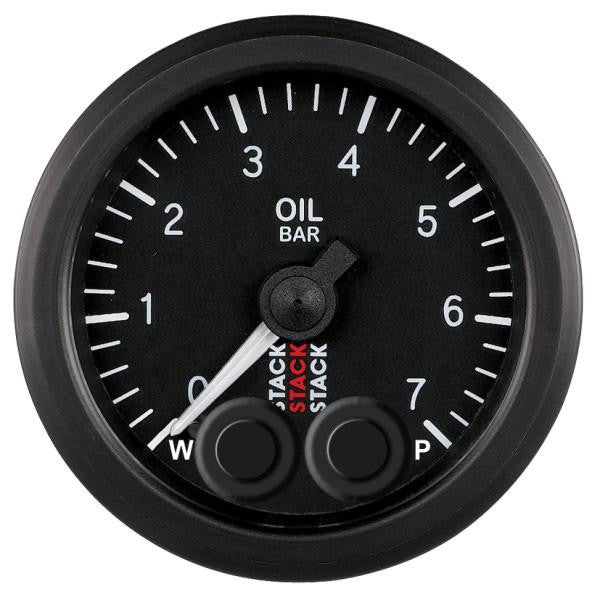 Pro-Control Oil pressure - Group-D