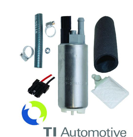 Evo 2 to 6, JZX100, 350Z Fuel Pump Kit - Ti Automotive (Walbro) 350 Ltr/Hr
