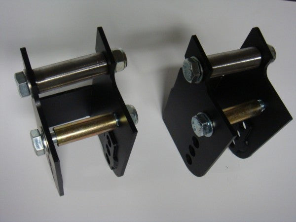AE86 TRACTION BRACKETS - Group-D