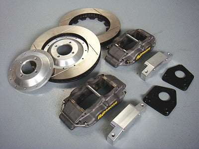 AE86 AP FRONT BRAKE KIT (15 INCH WHEELS)