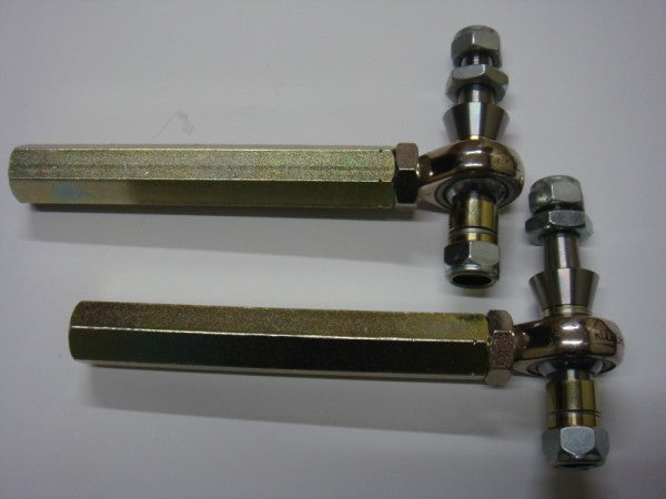 AE86 Rose Jointed Track Rod Ends 140mm or 180mm