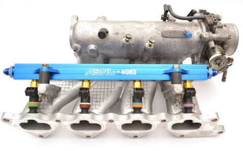 ASNU Fuel Rail EVO 4G63T - Group-D