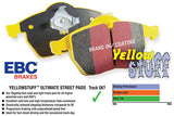 EBC 350Z Yellowstuff Rear Brake Pads for Brembo Calipers  DP41537R