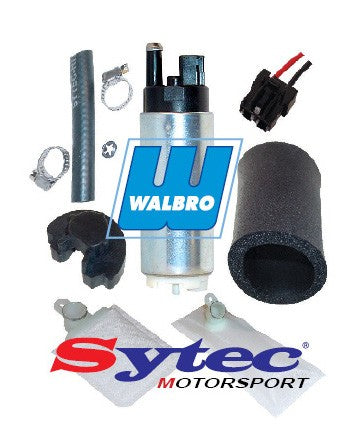 Walbro 255lph In Tank Pump kit (Mitsubishi Evo 3-9) - Group-D