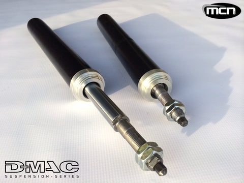 D-MAC ADJUSTABLE FRONT INSERTS (SHORTSTROKE) PAIR