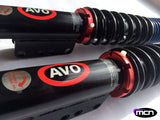 D-MAC COILOVER SYSTEM 2 WAY ADJ (S13/14/15) FRONT PAIR