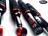 D-MAC COILOVER SYSTEM 3 WAY ADJUSTABLE (S13/14/15) SET OF 4