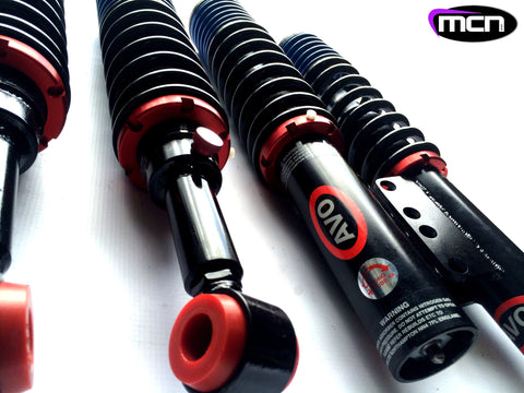 D-MAC ADJUSTABLE COILOVER SYSTEM (S13/14/15) SET OF 4