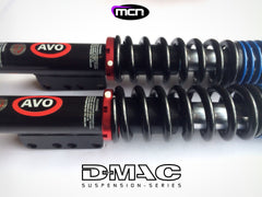 D-MAC ADJUSTABLE COILOVER SYSTEM FRONT (S13/14/15) PAIR