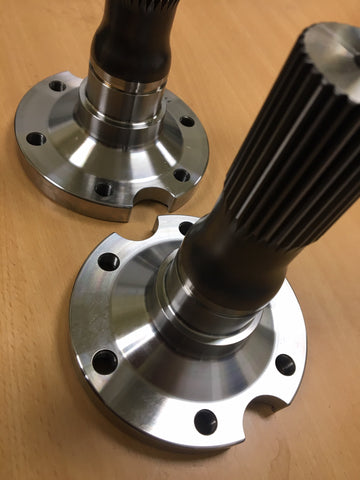 31 Spline Output Flanges (Pair) - Group-D