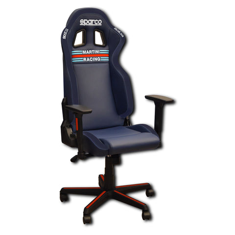 Sparco Icon Martini Racing Gaming Chair