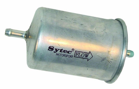 Sytec Fuel Filter 8mm In+Out - Group-D
