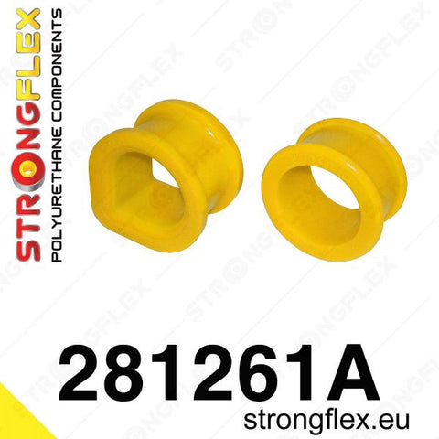 Silvia / Skyline Poly Rack Mounting Bushes