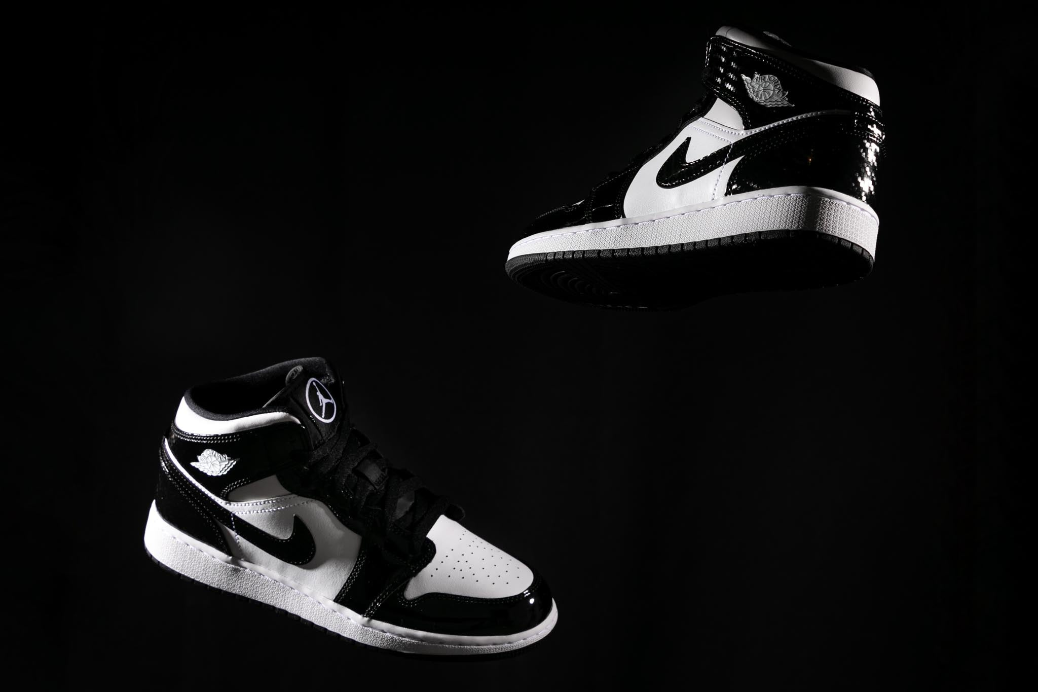 Air Jordan 1 Mid SE 'Carbon' All-Star Weekend ASW - 2
