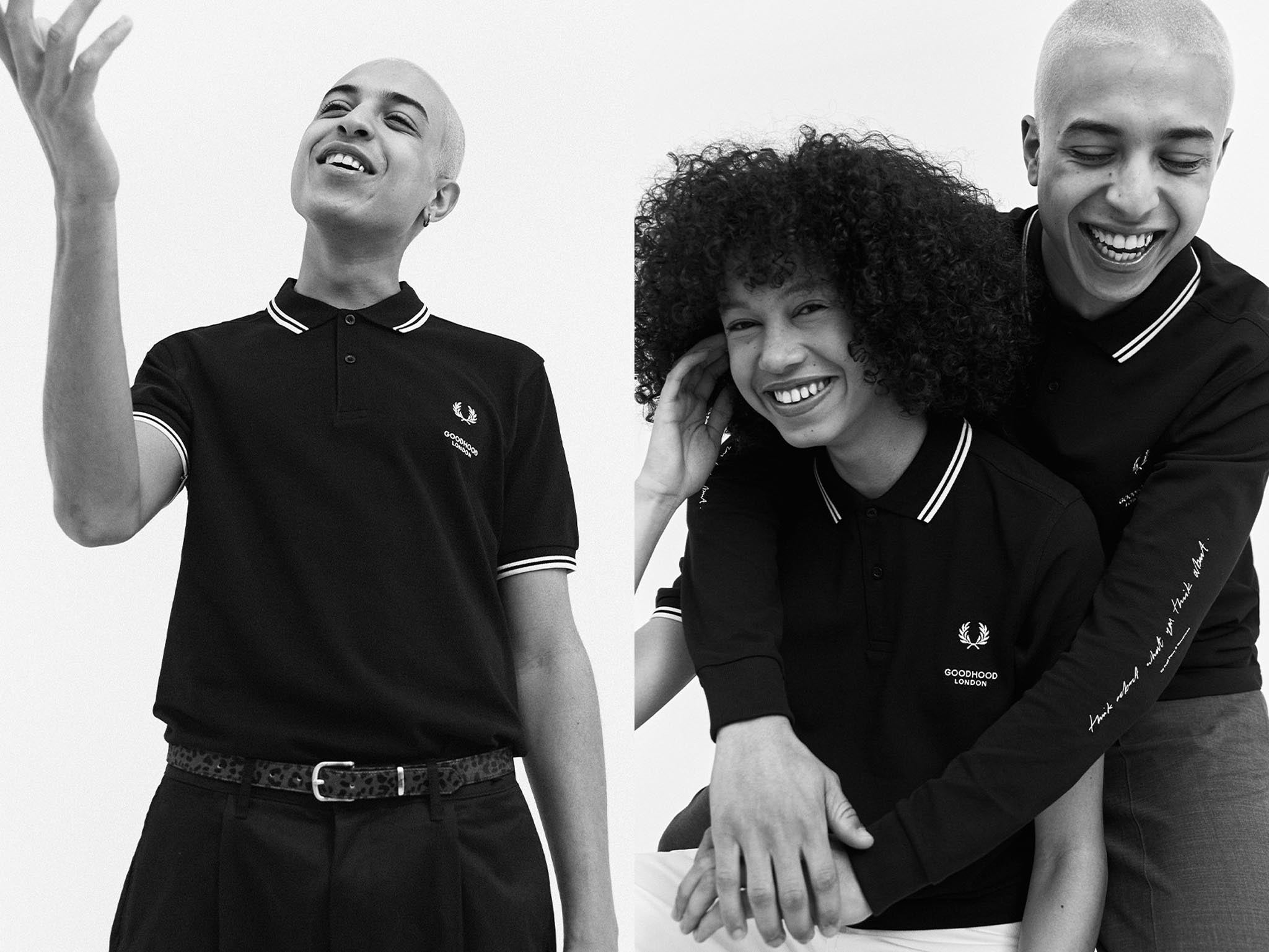 Fred Perry x Goodhood London Spring/Summer Collection - 1