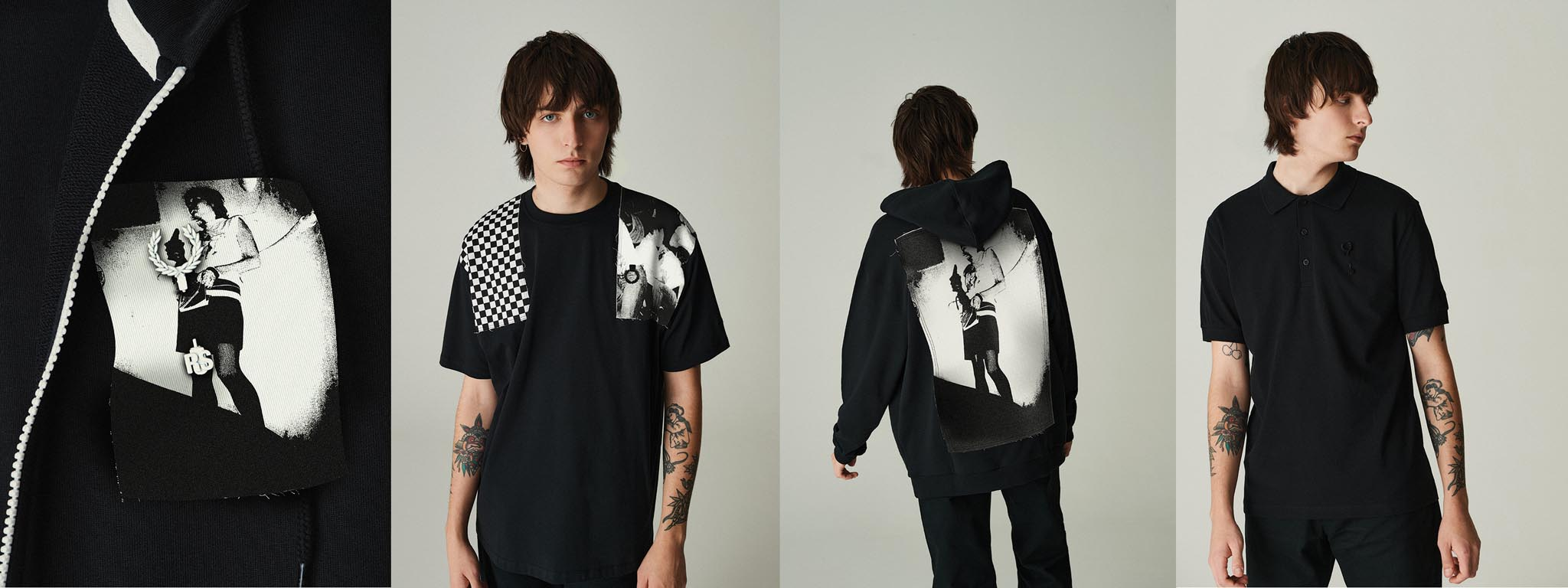 Fred Perry x Raf Simons Spring/Summer Collection - 3