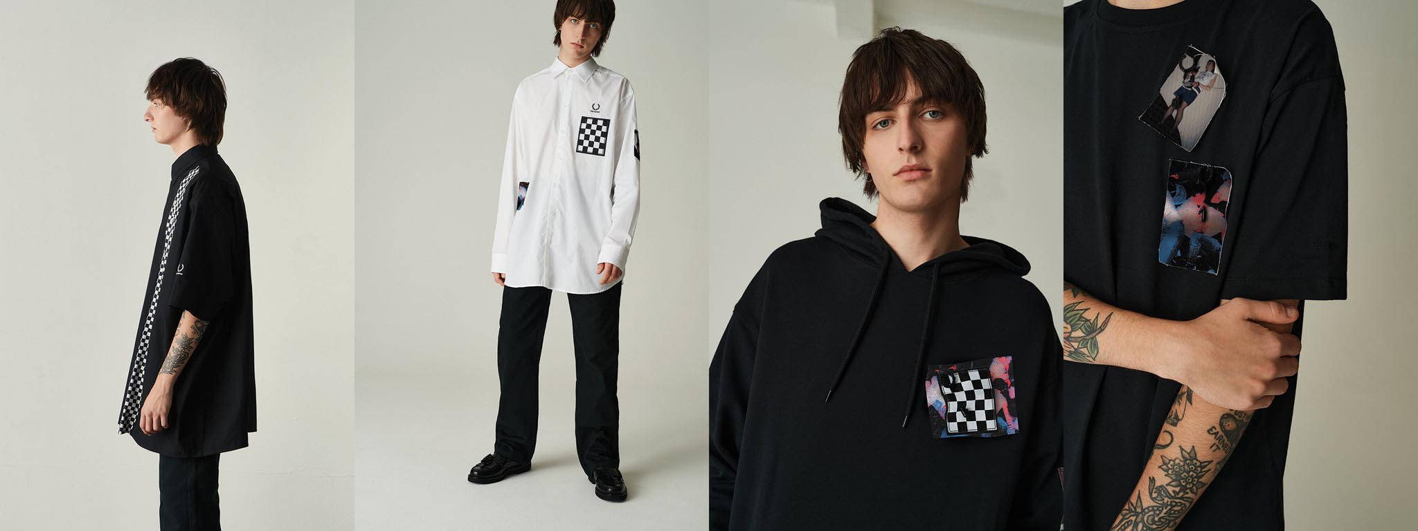 Fred Perry x Raf Simons Spring/Summer Collection - 1