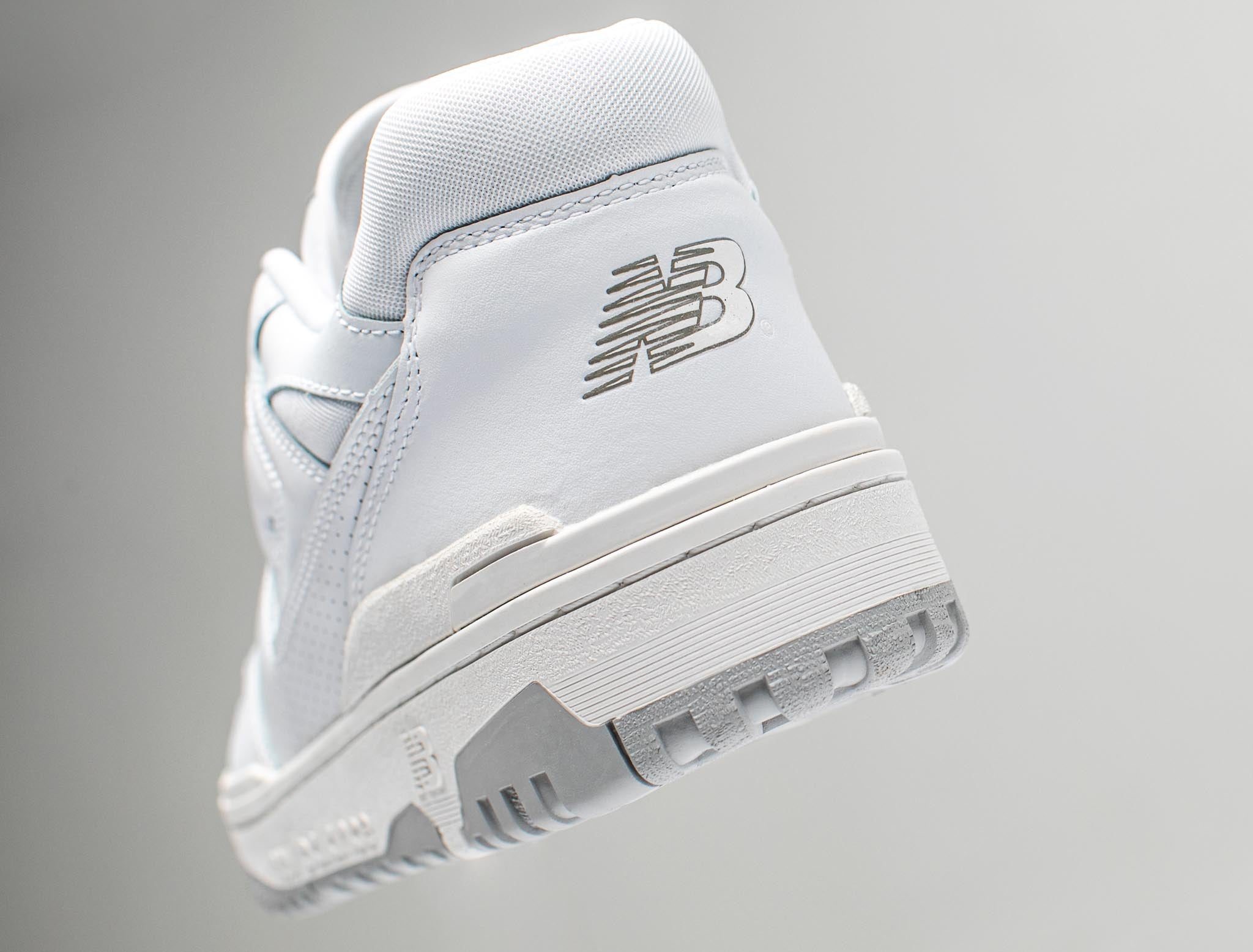 New Balance BB550PB1 'Triple White' - 3