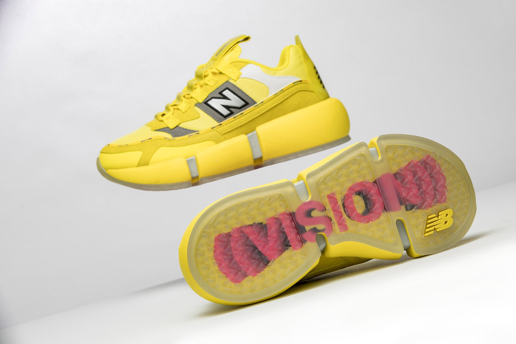 New Balance Jaden Smith Vision Racer Yellow - 1
