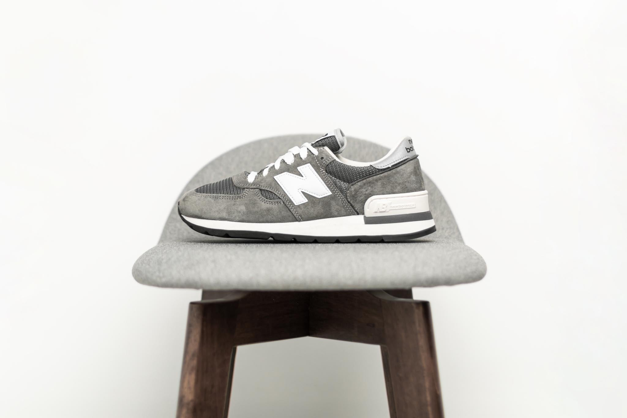 New Balance Made in USA M990GRY V1 - 1