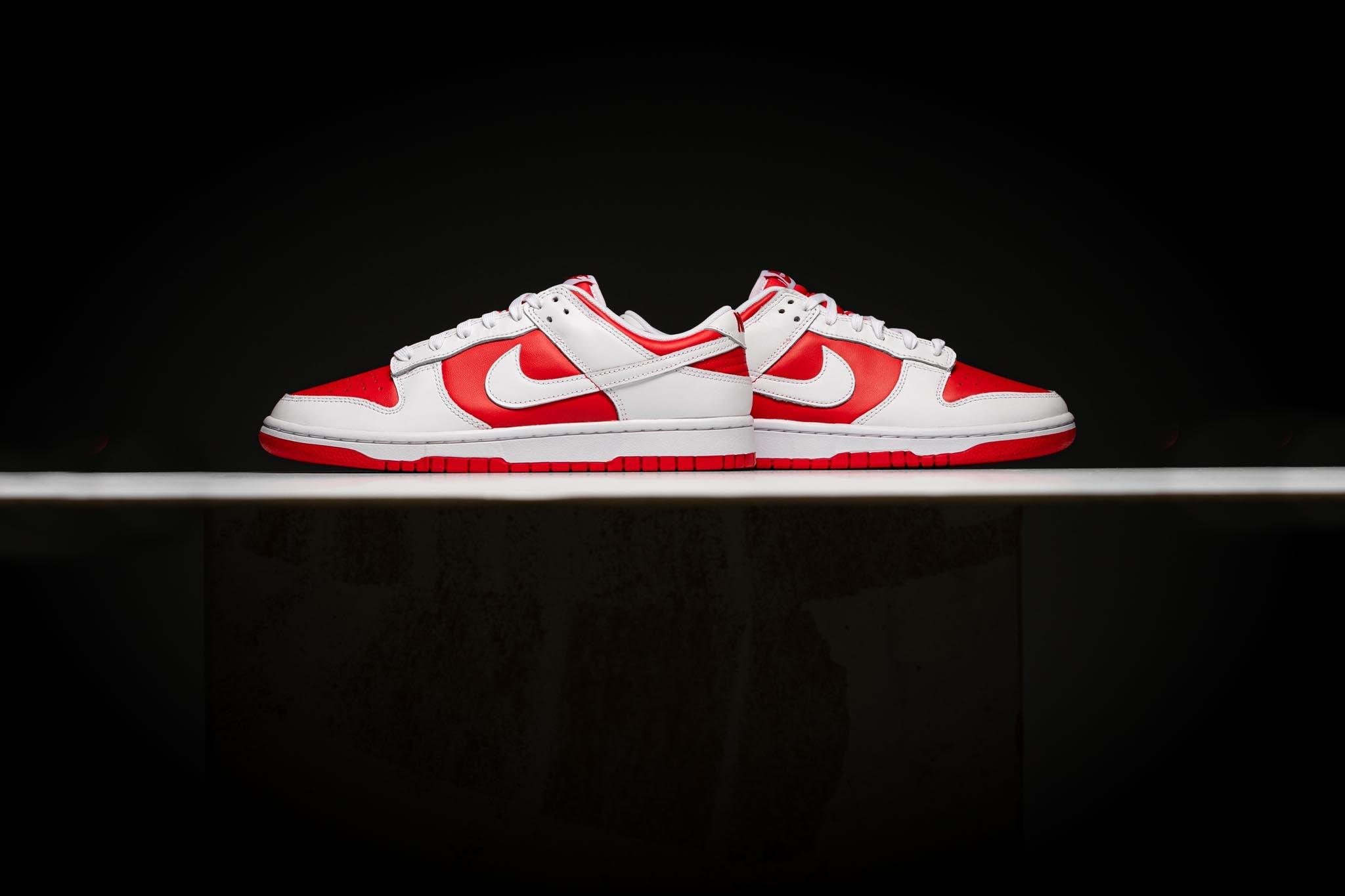 Nike Dunk Low 'Championship Red' - 1