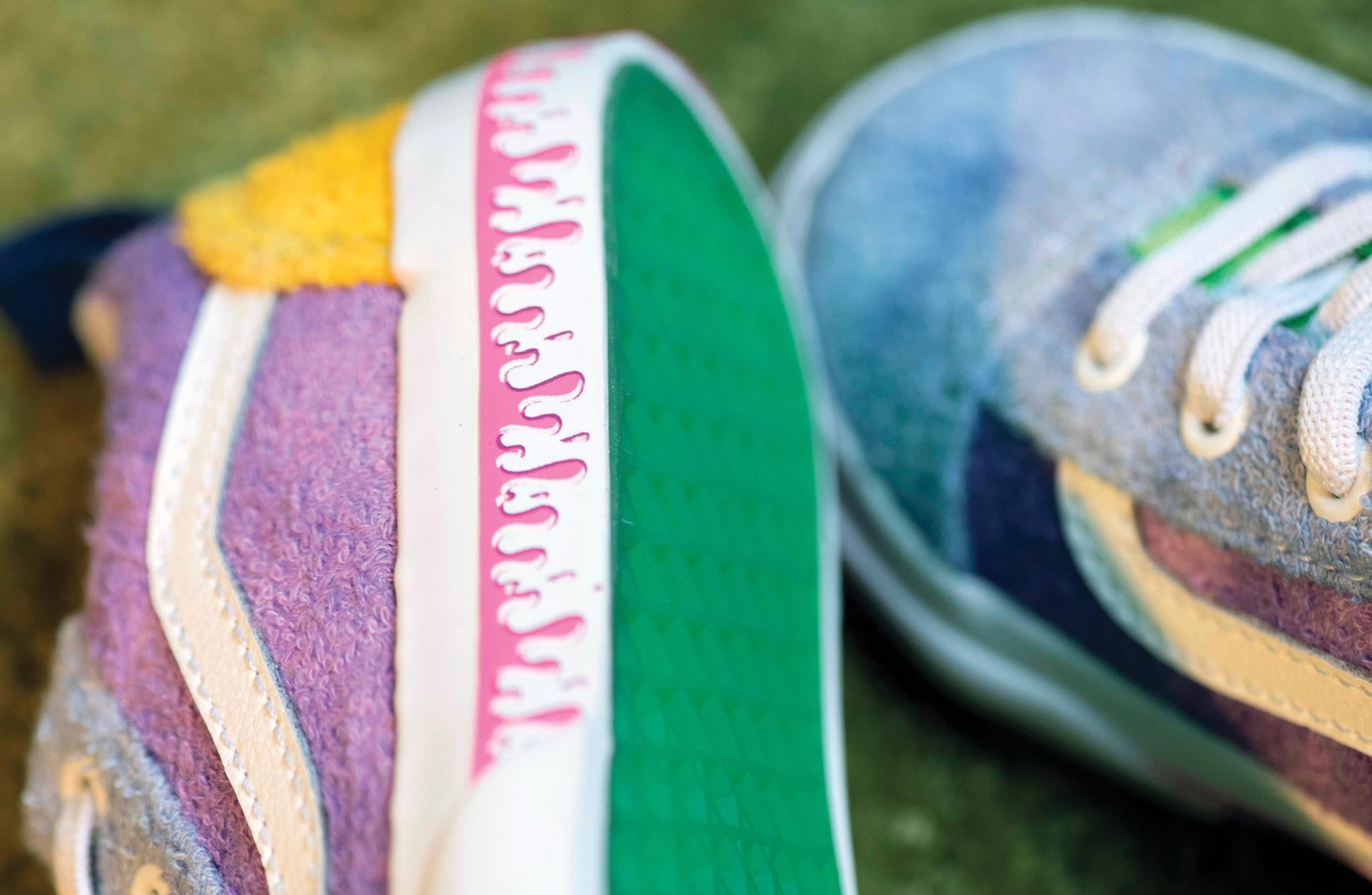Vans Vault Anderson .Paak Old-Skool Multicolored Detail